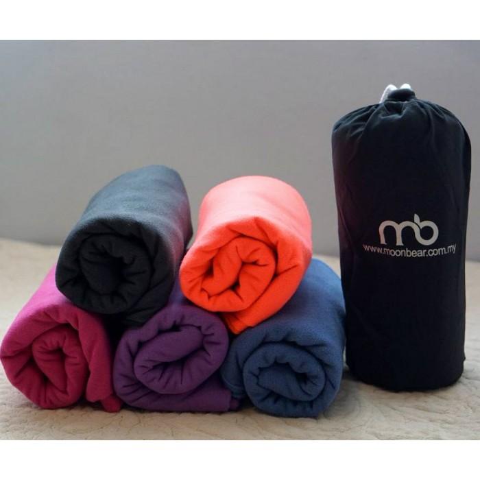 Moonbear Super Compact Microfiber Sport Towel